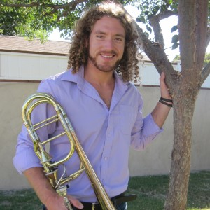 Patrick Lenertz - Trombone Player / Salsa Band in Long Beach, California