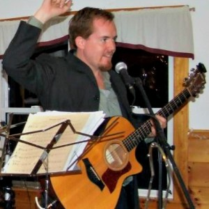 Patrick McCarthy - Singing Guitarist / Jazz Singer in Worcester, Massachusetts