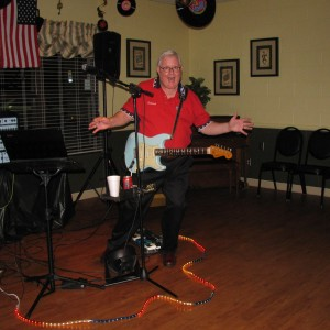 Patrick Ray Odom - One Man Band / Guitarist in Tyler, Texas