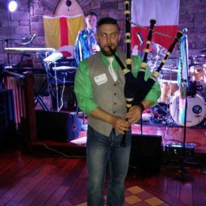 "Patrick ""The Piper"" Shanley - Bagpiper / Celtic Music in Schererville, Indiana"
