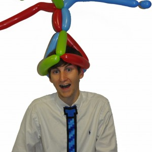 Patrick Wiliams - Balloon Twister in Huntsville, Alabama