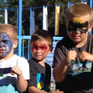 Pat's Face Painting - Face Painter / Airbrush Artist in Sacramento, California