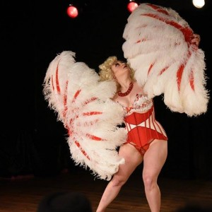 Patsy Blue Ribbon - Burlesque Entertainment in Indianapolis, Indiana