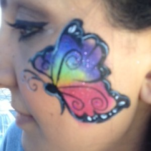 Patty's Happy Face Painting
