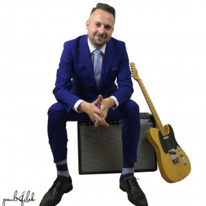 Paul Filek - One Man Band in Vancouver, British Columbia