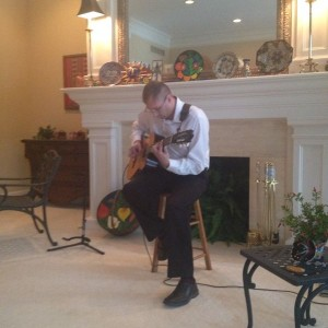 Paul Gregory Whitt/Solo Guitar - Classical Guitarist / Jazz Guitarist in Columbus, Ohio