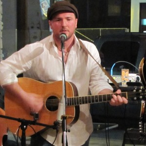 Paul J McInnis - Singing Guitarist in Waterloo, Ontario
