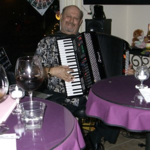 Paul Kinas, Accordionist - Accordion Player / One Man Band in Seneca, South Carolina