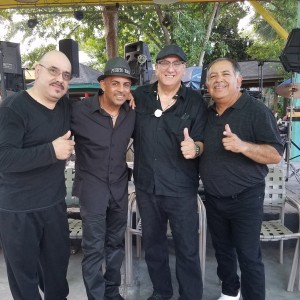 Paul Pagan (CONEPTO NUEVO) - Latin Band in Houston, Texas