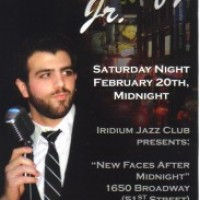Paul Safy Jr - Jazz Singer / Crooner in New York City, New York