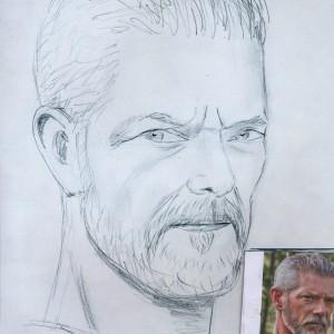 Paul Sangiorgio - Fine Artist / Caricaturist in Casselberry, Florida