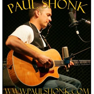 Paul Shonk - Singing Guitarist in East China, Michigan