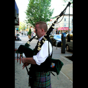 Paul Travers - Bagpiper / Celtic Music in Amherst, Massachusetts
