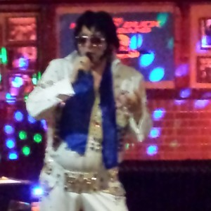Paul Truman - Elvis Tribute Artist