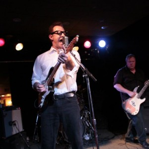 Paul Waters & The Lonesome Tears - Rockabilly Band / Americana Band in Davenport, Iowa