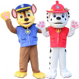Paw Patrol Characters!!