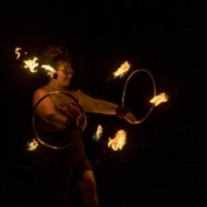 Peace Love and Fire - Fire Performer in Asheville, North Carolina