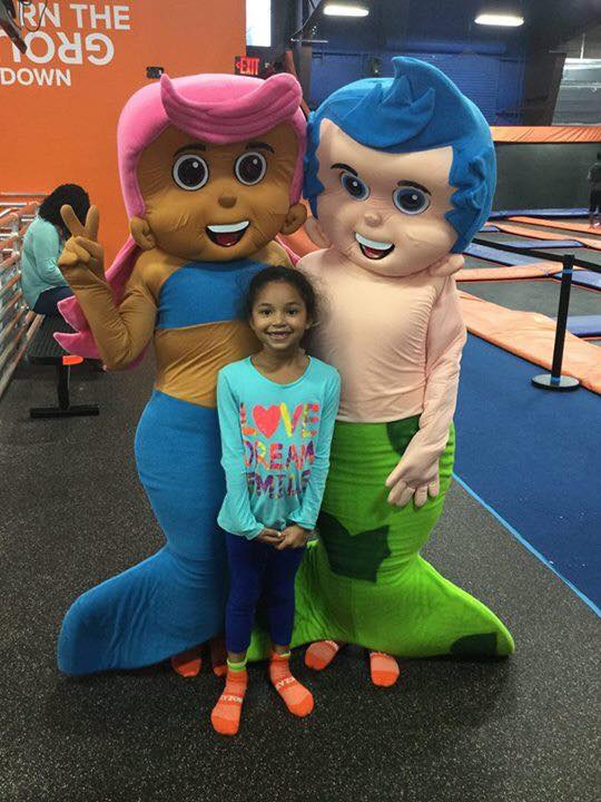 Bubble Guppies  sc 1 st  GigSalad & Hire Peachtree Character Rentals - Costume Rentals in Lithonia Georgia