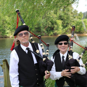 Mark and Peggy Gaudreau - Bagpiper in Myrtle Beach, South Carolina