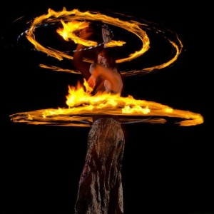 Penelope Tate - Fire Performer / Tarot Reader in Knoxville, Tennessee