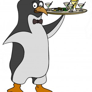 PenguinSTAFF - Waitstaff / Bartender in Alexandria, Virginia