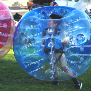 Peninsula Bubble Soccer - Mobile Game Activities in Foster City, California