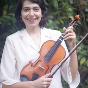 Pepina Dell'Olio - Violinist in Orlando, Florida