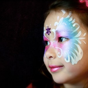 Peppermint Mill Designs - Face Painter / Outdoor Party Entertainment in Pasadena, California