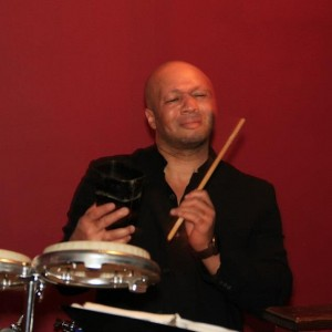 DeLacy Davis - Percussionist / Drum / Percussion Show in Newark, New Jersey