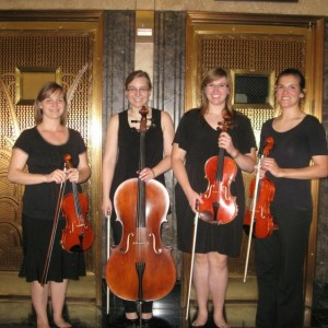 Perfect Fourth String Quartet - String Quartet / Wedding Entertainment in Milwaukee, Wisconsin