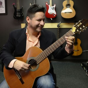 Permian Basin Guitar - Classical Guitarist in Odessa, Texas