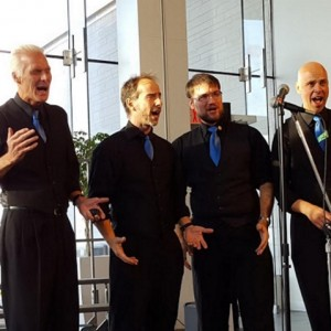 Perpetual Emotion Quartet - Barbershop Quartet in Kingston, Ontario