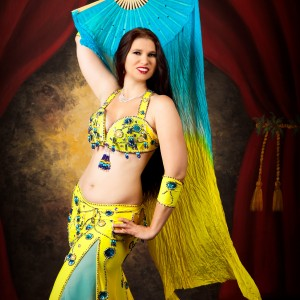 Persephone Black - Belly Dancer in Euless, Texas
