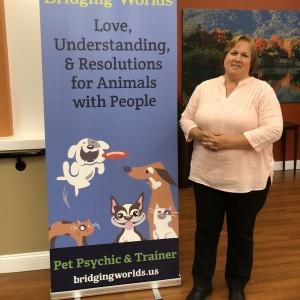 Pet Psychic & Trainer - Psychic Entertainment in San Jose, California