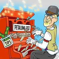 Petaluma Pete - Pianist in Petaluma, California