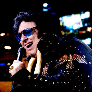 "Pete ""Big Elvis"" Vallee - Elvis Impersonator in Las Vegas, Nevada"