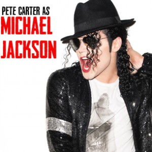 Pete Carter as Michael Jackson - Michael Jackson Impersonator / Pop Singer in New York City, New York