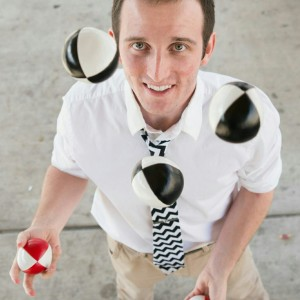 Pete the Juggler - Juggler in Grand Blanc, Michigan