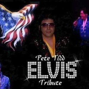 Pete Tidd - Elvis Impersonator / Look-Alike in Chicago, Illinois