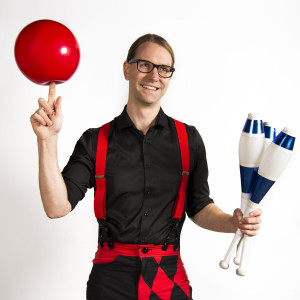 Peter Brunette - Juggler - Juggler / Variety Entertainer in Omaha, Nebraska