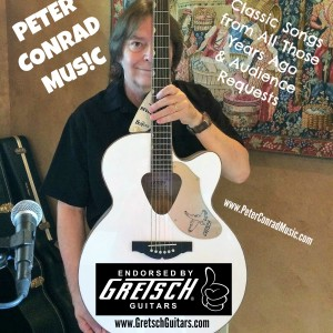 Peter Conrad Music - Singing Guitarist / 1950s Era Entertainment in Columbus, Ohio