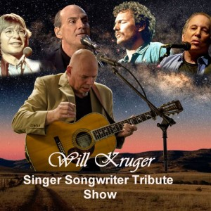 Will Kruger Singer Songwriter Tribute Show - Tribute Artist / Folk Singer in Spring Grove, Illinois