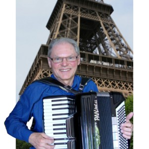 Peter Wilk - Accordion Player in Nanaimo, British Columbia