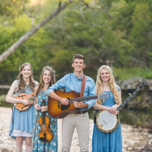Petersen Family Band - Bluegrass Band in Branson, Missouri