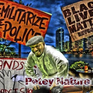Petey Nature - Christian Rapper in Durham, North Carolina