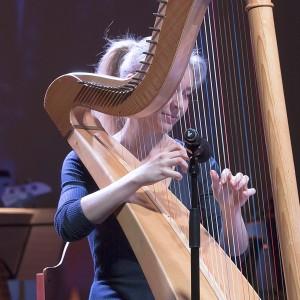 Petra Mallin - Soloharfenistin - Harpist in New York City, New York