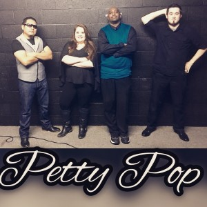Petty Pop Band - Party Band / Halloween Party Entertainment in Houston, Texas
