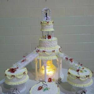 Phart's Phat Macs & Custom Cakes - Cake Decorator in Rolling Prairie, Indiana