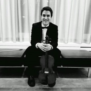 Phil Hall, Violist