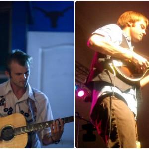 Phil King & Christian McAdams - Acoustic Band in Austin, Texas